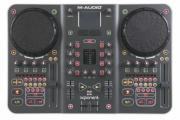 DJ CONTROLLER CON SCHEDA AUDIO