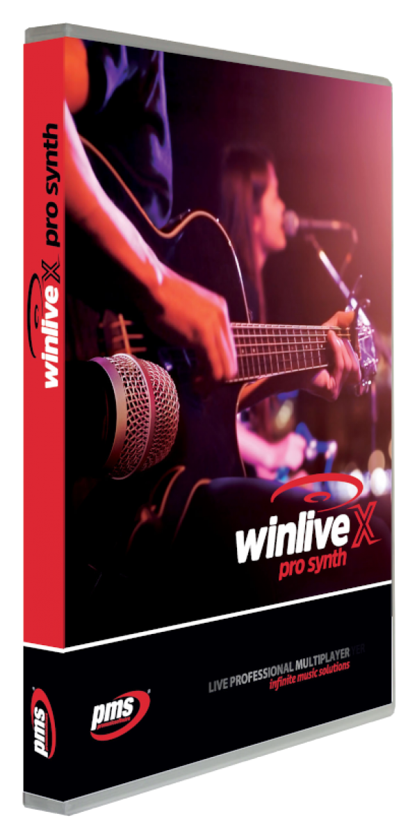 PROMUSIC WINLIVE PRO SYNTH 10
