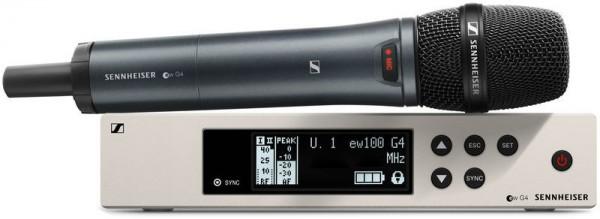 SENNHEISER EW 100 G4 845 S (EW100G4845S) - CAPSULA DINAMICA CARDIOIDE MMD 845