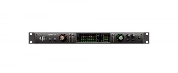UNIVERSAL AUDIO APOLLO X8  - IN OMAGGIO FINO AL 30/09 PLUG-IN BUNDLE DAL VALORE DI 2040 Euro!!!