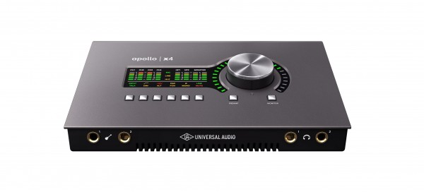 UNIVERSAL AUDIO APOLLO X4 - IN OMAGGIO Analog Classics Pro Bundle + Antares Auto-Tune (Eur 1298) fino al 31/12/2019