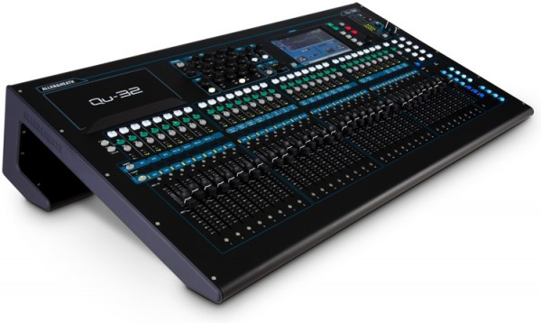 ALLEN & HEATH QU-32 (QU32) CHROME