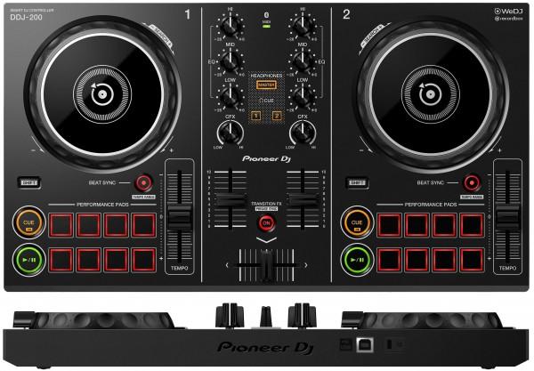 PIONEER DDJ-200 - CONTROLLER DJ WIRELESS!!!