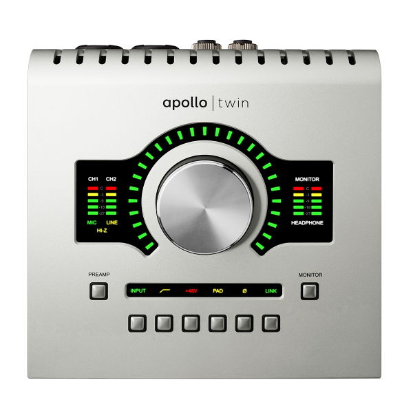 UNIVERSAL AUDIO APOLLO TWIN DUO USB - SOLO PER SISTEMI WINDOW