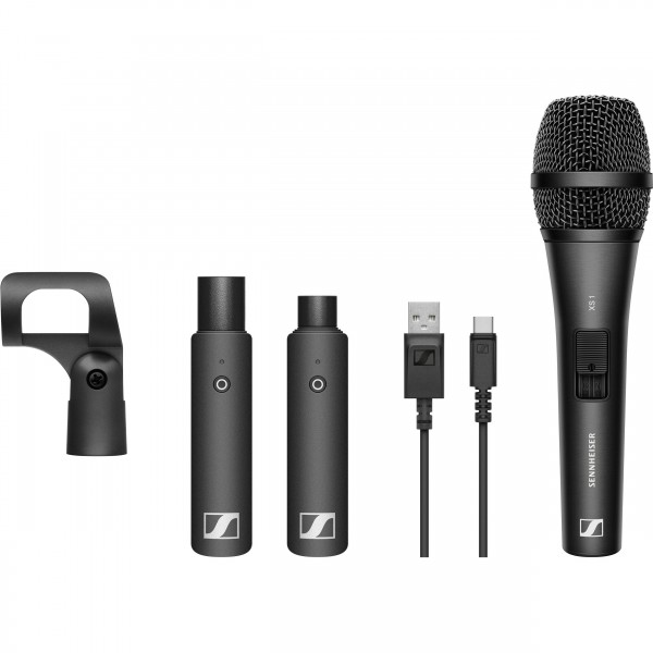 SENNHEISER XSW-D (XSWD) VOCAL SET - DIGITALE