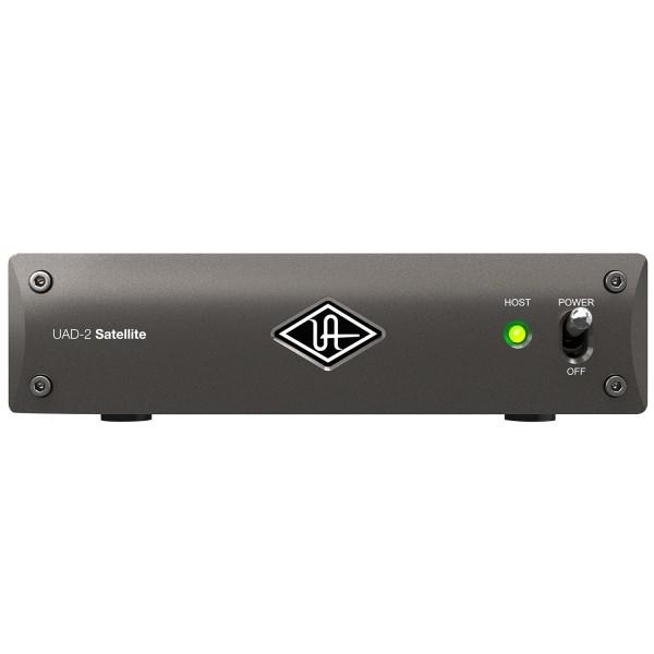 UNIVERSAL AUDIO UAD-2 SATELLITE THUNDERBOLT 3 (TB3) QUAD CORE - in omaggio 649€ di plug-ins fino al 31 Marzo!