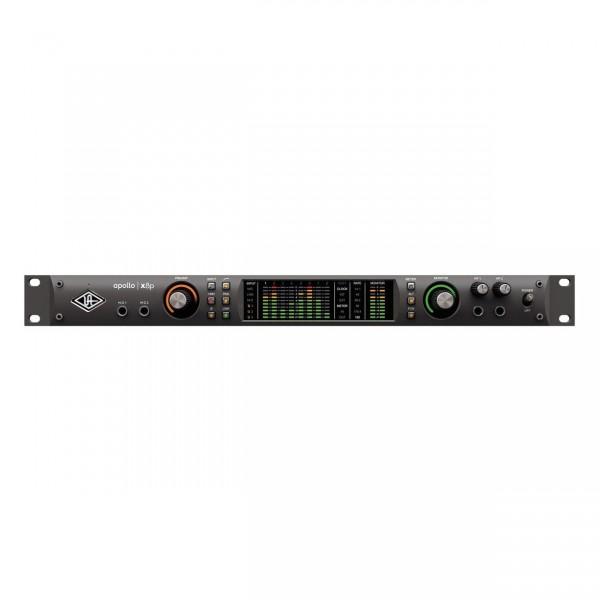 UNIVERSAL AUDIO APOLLO X8P - IN OMAGGIO FINO AL 30/09 PLUG-IN BUNDLE DAL VALORE DI 2040 Euro!!!