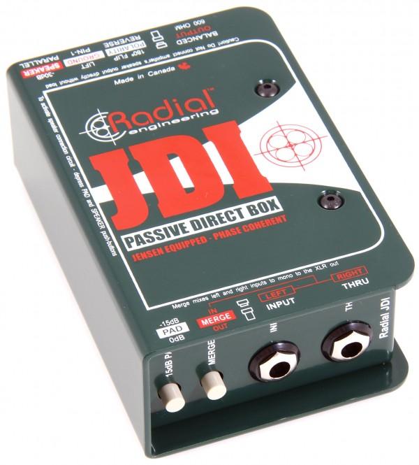 RADIAL JDI MK3