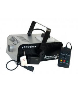 MACCHINA DEL FUMO 900 Watt Atomic4Dj S900DMX Wireless