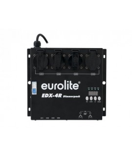EDX-4R DMX RDM Dimmer pack