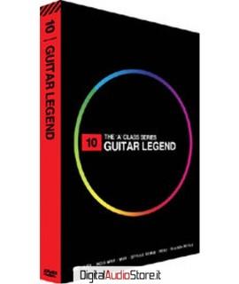 DIGITAL REDUX 10 GUITAR LEGEND - LIBRERIA LOOP & CAMPIONI