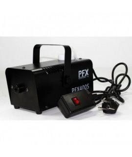 MACCHINA DEL FUMO 400 Watt PFX 400S
