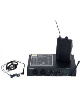 SHURE EP2TR112GR-H2- IN EAR MONITOR KIT