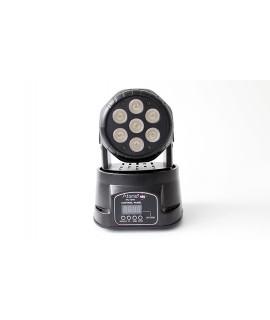 TESTA MOBILE A LED Atomic4Dj ML10W