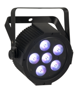 PROLIGHTS LUMIPAR6Q - 6X8W RGBW