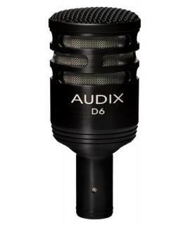 AUDIX D6 - MICROFONO STANDARD PER CASSA