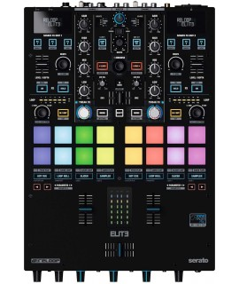 RELOOP ELITE - DIGITAL MIXER CON SCHEDA AUDIO SERATO INTEGRATA!!!