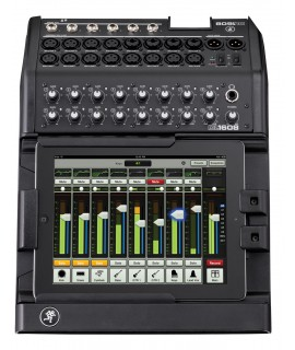 MACKIE DL1608L - APPLE IPAD CONTROLLED MIXER NEW VERSIONE Lightning