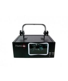 Laser Atomic4dj DoubleRay BB - DOPPIO RAGGIO BLU