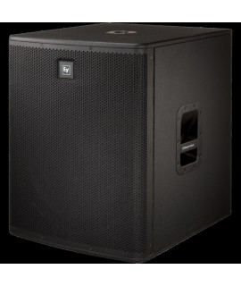 """ELECTRO VOICE ELX118P - SUB 18"""" 700 W!!"""