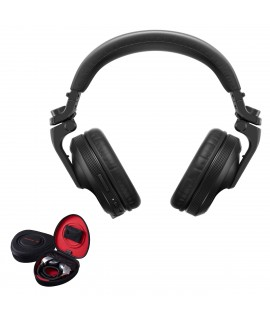 Pioneer Hdj-x5Bt K Black - Cuffia Bluetooth Per Dj CON BAG IN OMAGGIO