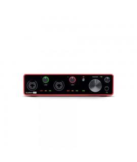 FOCUSRITE SCARLETT 4i4 USB - 3RD GENERAZIONE 192 kHz!! GARANZIA ITALIA!!