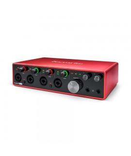 FOCUSRITE SCARLETT 18I8 USB - 3RD GENERAZIONE 192 kHz!!!