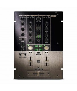RELOOP KUT - DIGITAL BATTLE FX MIXER - TRAKTOR PRO 3 COMPATIBILE