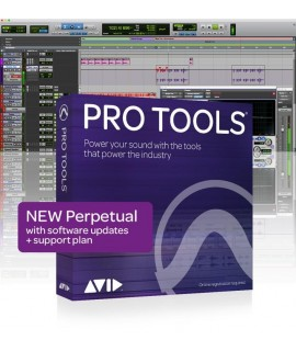 PRO TOOLS 1-YEAR SOFTWARE UPDATES + SUPPORT PLAN RENEWALL - EDU STUDENT / TEACHER PRICING