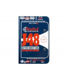 RADIAL J48 - DIRECT BOX ATTIVA
