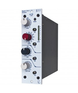 RUPERT NEVE DESIGNS PORTICO 511 - 500 SERIES MIC PRE WITH SILK