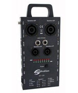 SOUNDSATION SCT100 CABLE TESTER