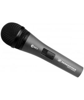 SENNHEISER E 825 S (E825S) - MICROFONO DINAMICO PER VOCE