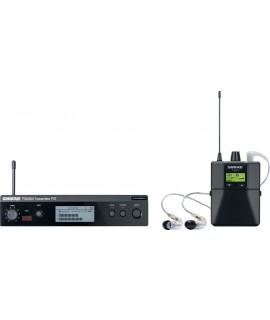 SHURE PSM300 - P3TERA215CL - IN EAR MONITOR KIT