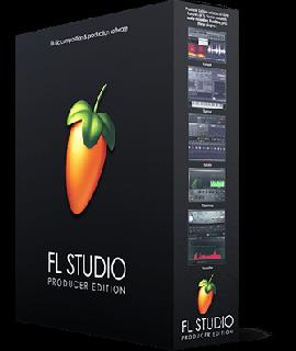 IMAGE-LINE FL STUDIO PRODUCER EDITION 20 - Aggiornamenti futuri GRATUITI!!