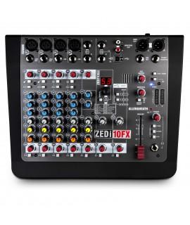 ALLEN & HEATH ZED i-10 FX (ZEDI10FX) - REGISTRAZIONE MULTITRACCIA!!!